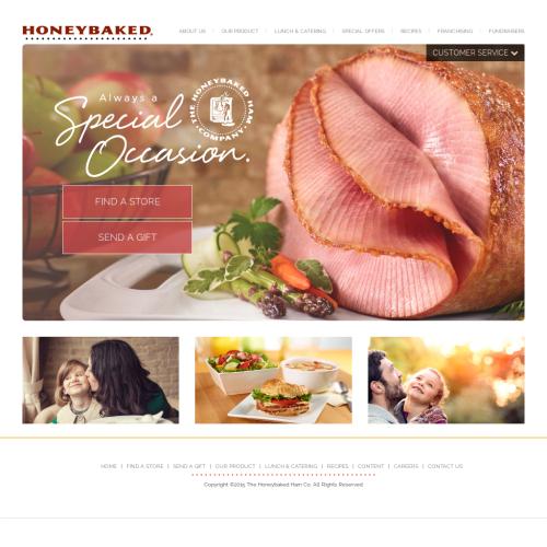 Medium Crop Of Honeybaked Ham Locations