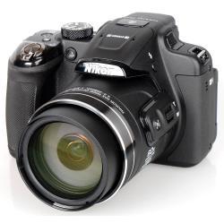 Small Crop Of Nikon Coolpix P610