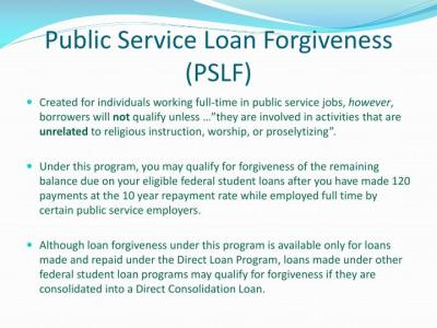 PPT - Loan Consolidation 101 PowerPoint Presentation - ID:6070836