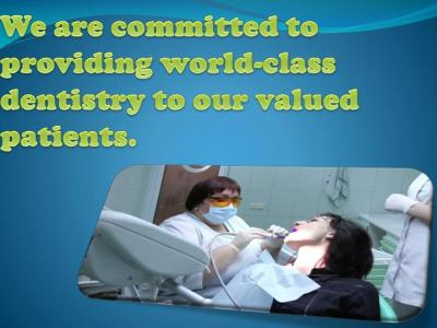 PPT - Most Established and Recognized Dental Care Center in Vancouver, BC PowerPoint ...