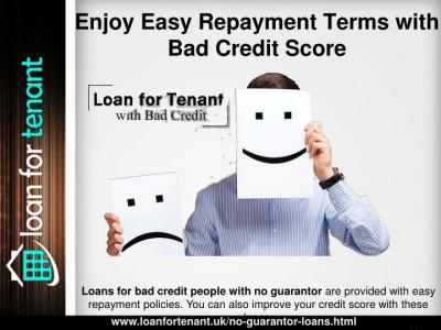PPT - Bespoke Deals on Loans with No Guarantor Option PowerPoint Presentation - ID:7466939