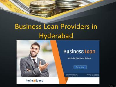 PPT - Apply Business Loan online, Business Loan India, online Business loans - Logintoloans ...