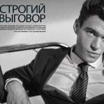 GQ RUSSIA: Kurt Iswarlenko by Phillip Schmidt