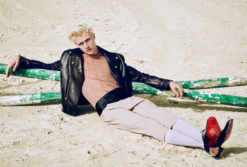 GQ STYLE TURKEY Lucky Blue Smith by Sergi Pons. Kaner Kivanc, Spring 2016, www.imageamplified.com, Image Amplified (12)