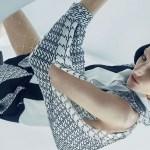 VOGUE UKRAINE: Josephine Le Tutour by An Le