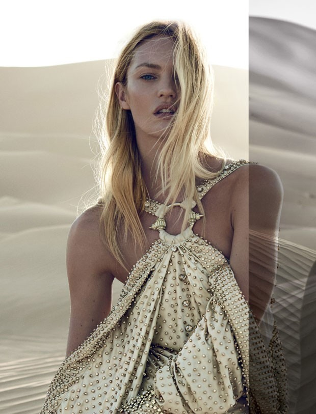 CAMPAIGN Candice Swanepoel for Givenchy 'Dahlia Divin Le Nectar' Fragrance by Peter Lindbergh. 2016, www.imageamplified.com, Image Amplified (2)