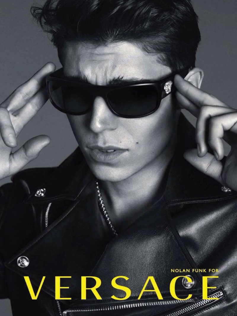 CAMPAIGN Nolan Gerard Funk for Versace Spring 2014 by Mert & Marcus. www.imageamplified.com,m Image Amplified (3)