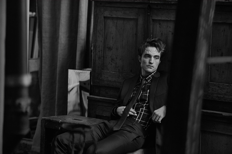 DIOR MAGAZINE Robert Pattinson in Dior Homme by Peter Lindbergh. Spring 2016, www.imageamplified.com, Image Amplified (5)