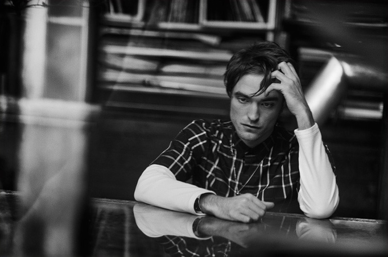 DIOR MAGAZINE Robert Pattinson in Dior Homme by Peter Lindbergh. Spring 2016, www.imageamplified.com, Image Amplified (6)