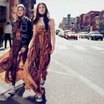 GLAMOUR MAGAZINE: Kasia Struss & Jacquelyn Jablonski by Miguel Reveriego