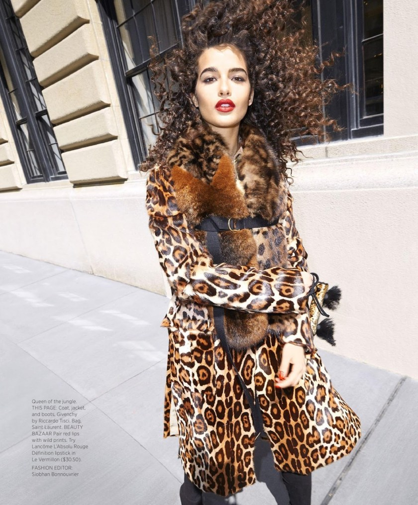 HARPER'S BAZAAR MAGAZINE Changing Your Spots by Magnus Unnar, Siobhan Bonnouvrier, July 2016, www.imageamplified.com, Image Amplified (5)