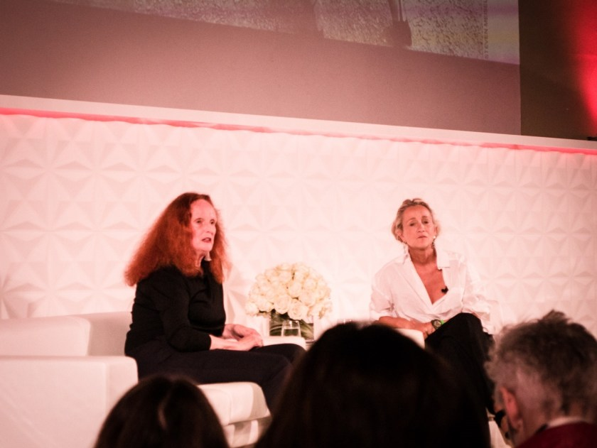 IA UPDATE Grace Coddington, A Life in Fashion with Lucinda Chambers at Vogue Festival 2016 by Troy Wise & Rick Guzman. www.imageamplified.com, Image Amplified (32)
