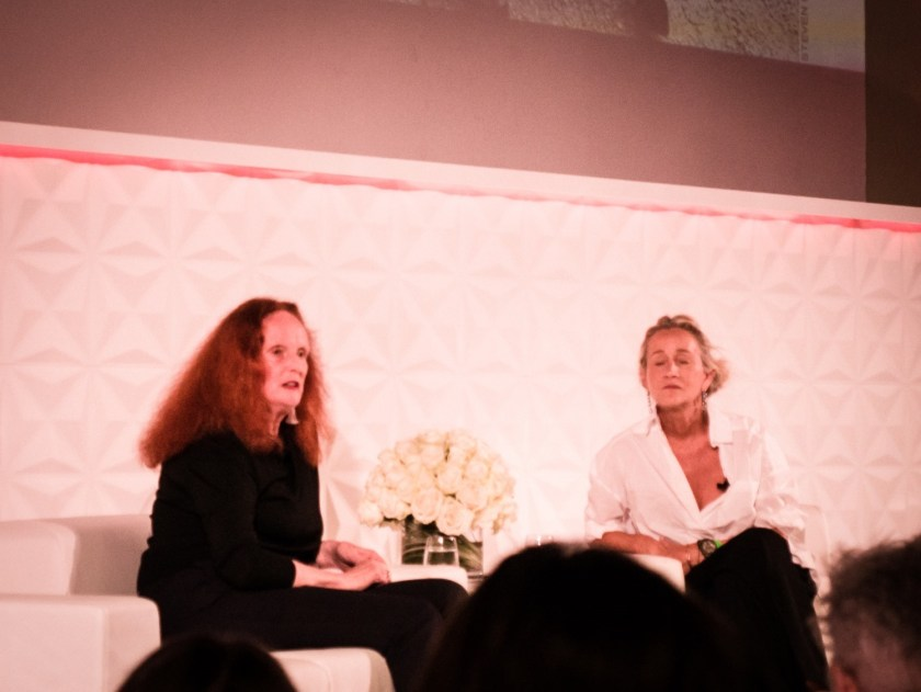IA UPDATE Grace Coddington, A Life in Fashion with Lucinda Chambers at Vogue Festival 2016 by Troy Wise & Rick Guzman. www.imageamplified.com, Image Amplified (33)