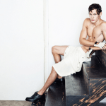 OUT MAGAZINE: Tyler Powell by Louis Daniel Botha