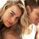 VOGUE MAGAZINE: Margot Robbie & Alexander Skarsgard by Mert & Marcus