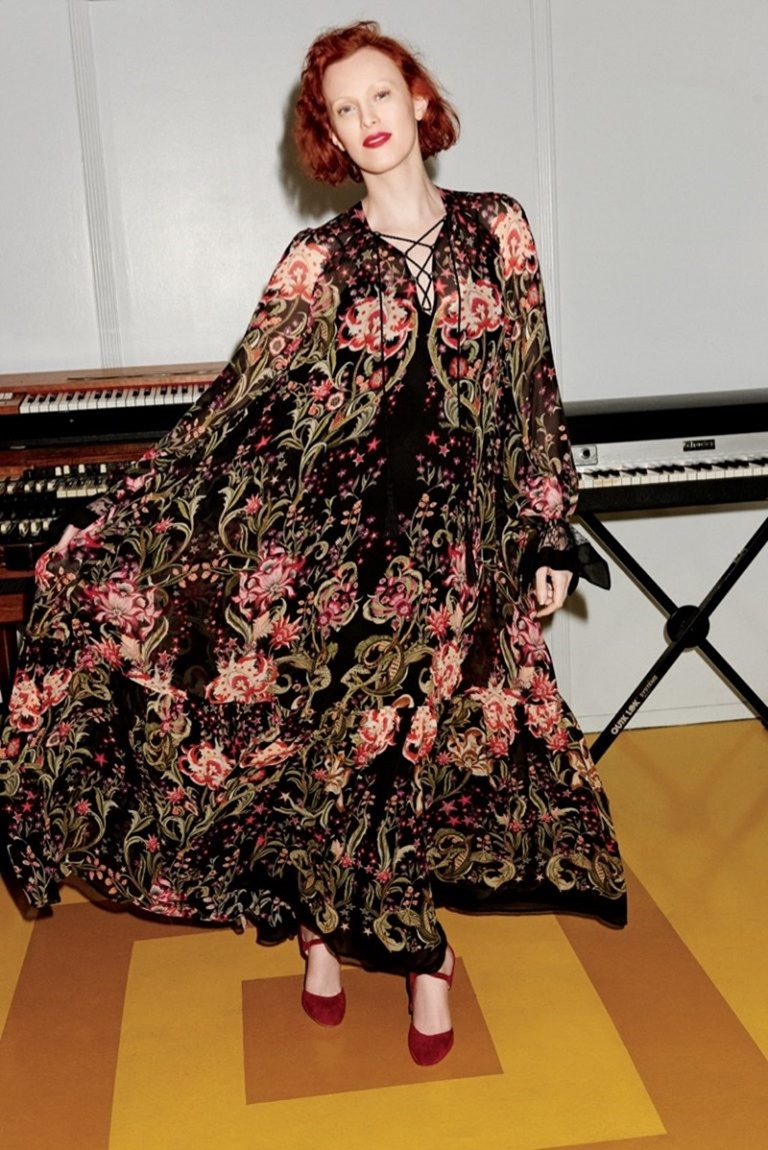 BERGDORF GOODMAN Karen Elson by Tung Walsh. Pre-Fall 2016, www.imageamplified.com, Image Amplified (3)