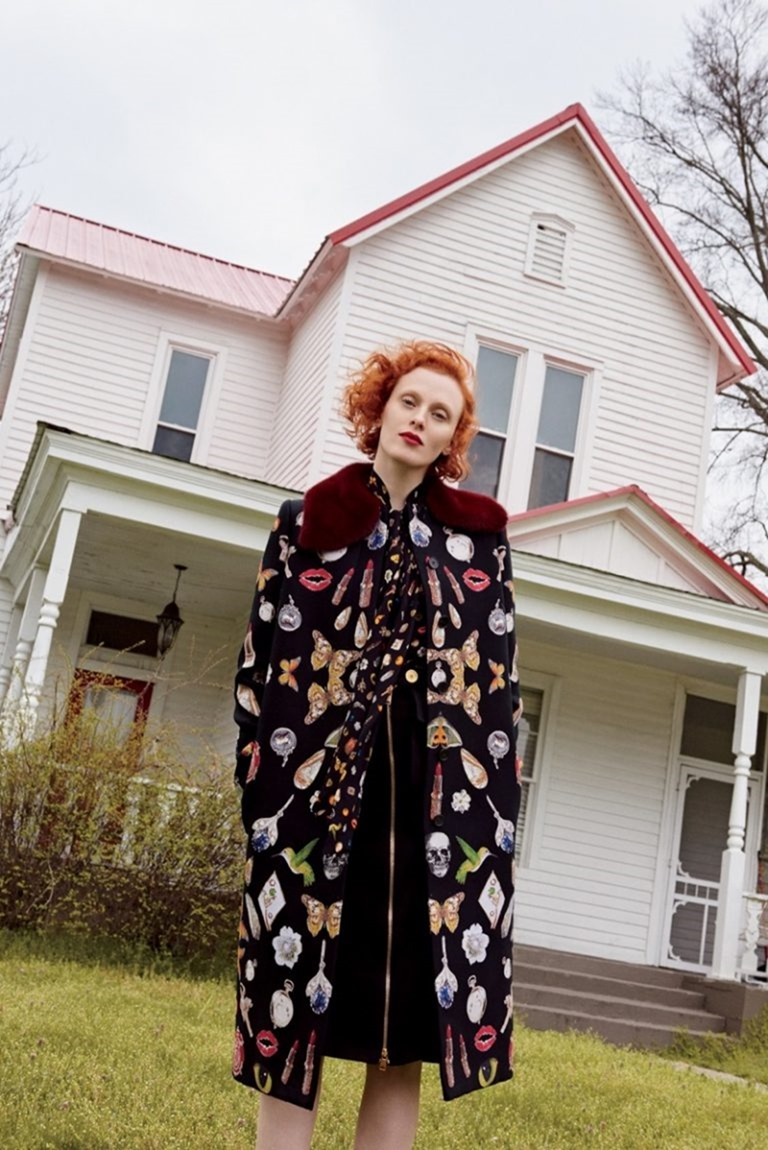 BERGDORF GOODMAN Karen Elson by Tung Walsh. Pre-Fall 2016, www.imageamplified.com, Image Amplified (14)