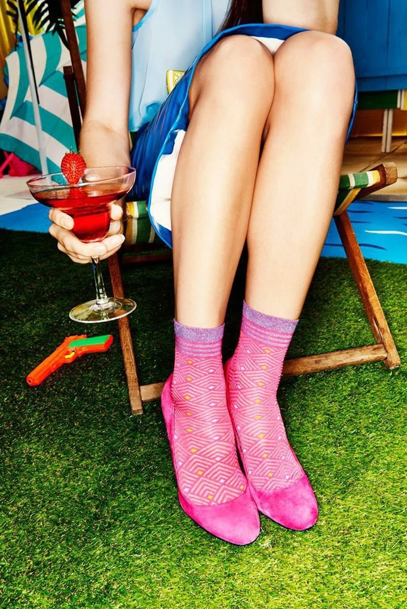 CAMPAIGN Burlington Socks Spring 2016 by Esther Haase. www.imageamplified.com, Image amplified (8)