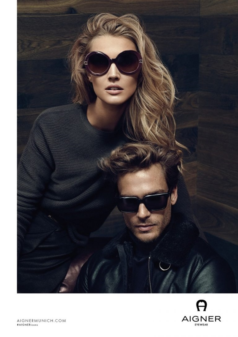 CAMPAIGN Iris Apfel & Toni Garrn for Aigner Fall 2016 by Terry Tsiolis. www.imageamplified.com, image Amplified (6)