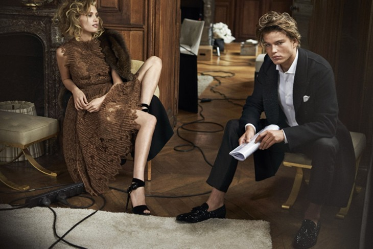 CAMPAIGN Jordan Barrett for Ermanno Scervino Fall 2016 by Peter Lindbergh. www.imageamplified.com, Image Amplified (5)