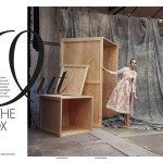 ELLE GERMANY: Out of the Box by Asa Tallgard