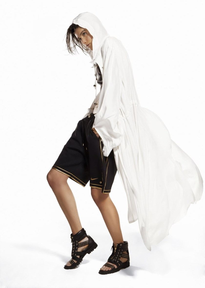 FASHION PHOTOGRAPHY Kiki Boreel for Nike x Olivier Rousteing 2016. www.imageamplified.com, Image Amplified (9)