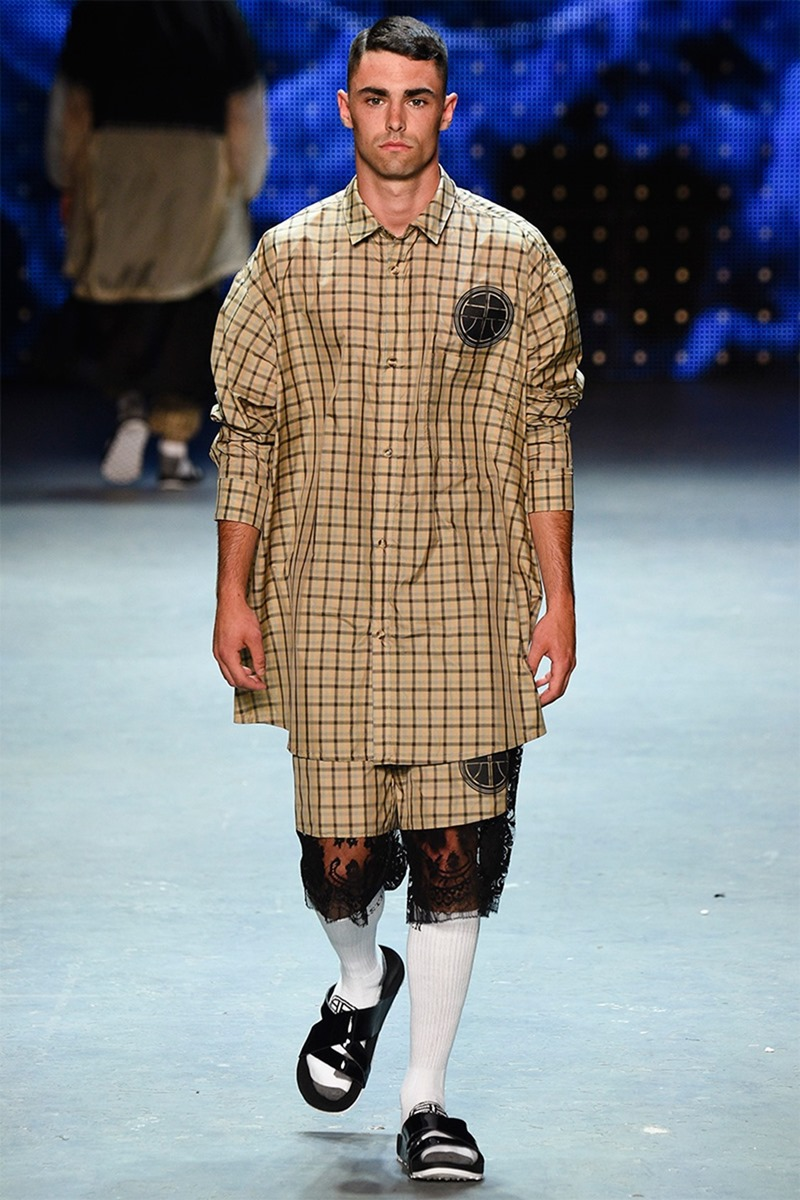 LONDON COLLECTIONS MEN Astrid Andersen Spring 2017. www.imageamplified.com, Image Amplified (16)