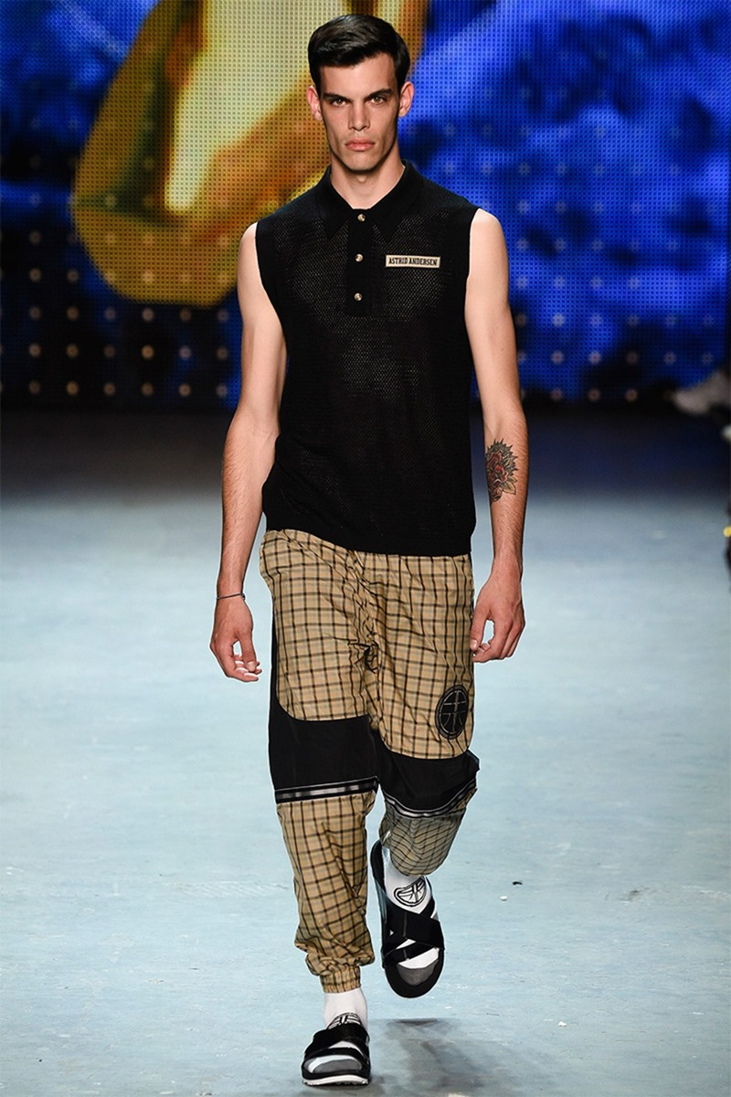 LONDON COLLECTIONS MEN Astrid Andersen Spring 2017. www.imageamplified.com, Image Amplified (17)