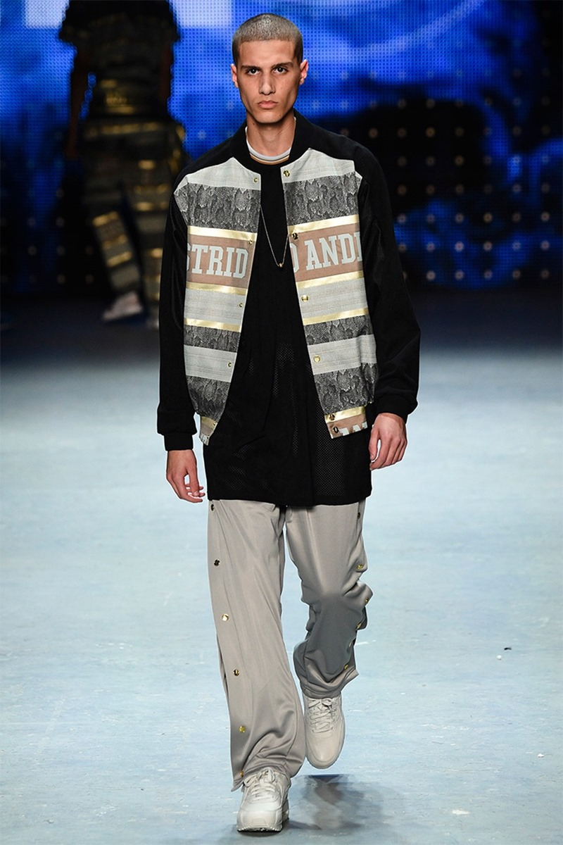 LONDON COLLECTIONS MEN Astrid Andersen Spring 2017. www.imageamplified.com, Image Amplified (2)