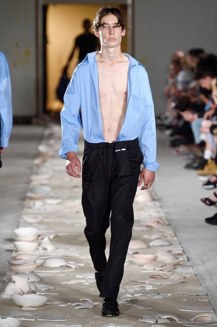 LONDON COLLECTIONS MEN Cottweiiler Spring 2017. www.imageamplified.com, Image Amplified (3)