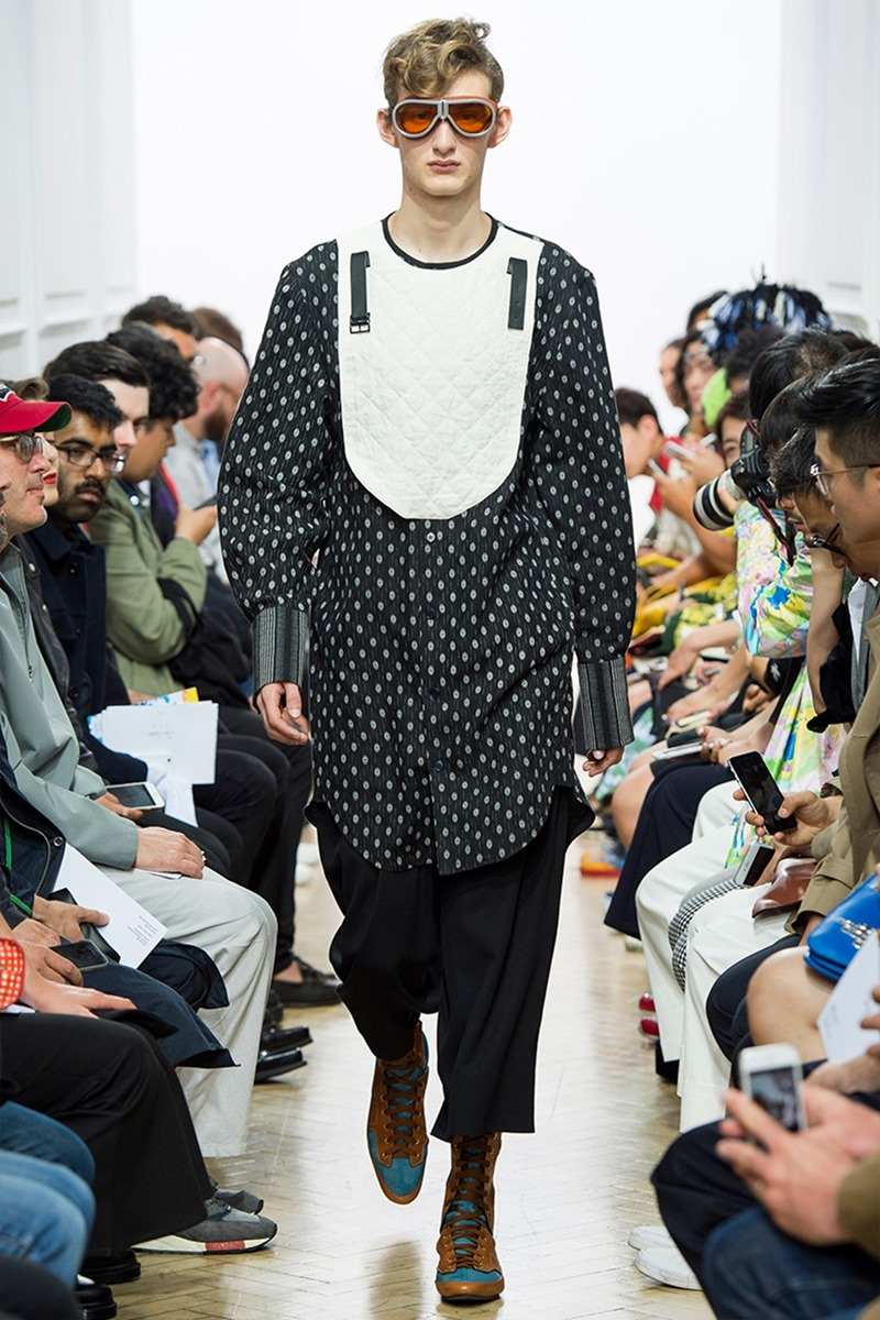 LONDON COLLECTIONS MEN J.W. Anderson Spring 2017. www.imageamplified.com, Image Amplified (10)