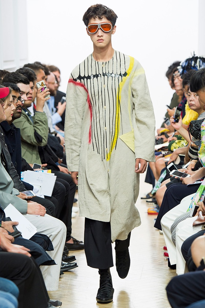 LONDON COLLECTIONS MEN J.W. Anderson Spring 2017. www.imageamplified.com, Image Amplified (16)