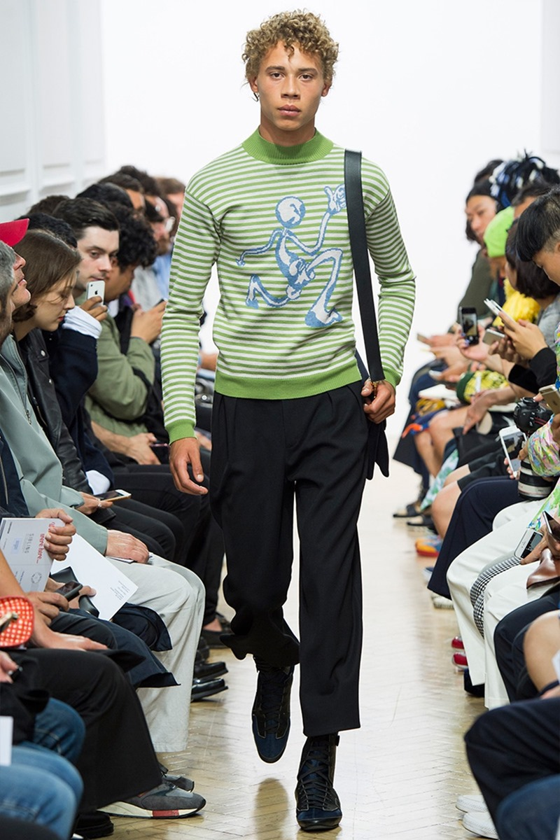 LONDON COLLECTIONS MEN J.W. Anderson Spring 2017. www.imageamplified.com, Image Amplified (24)