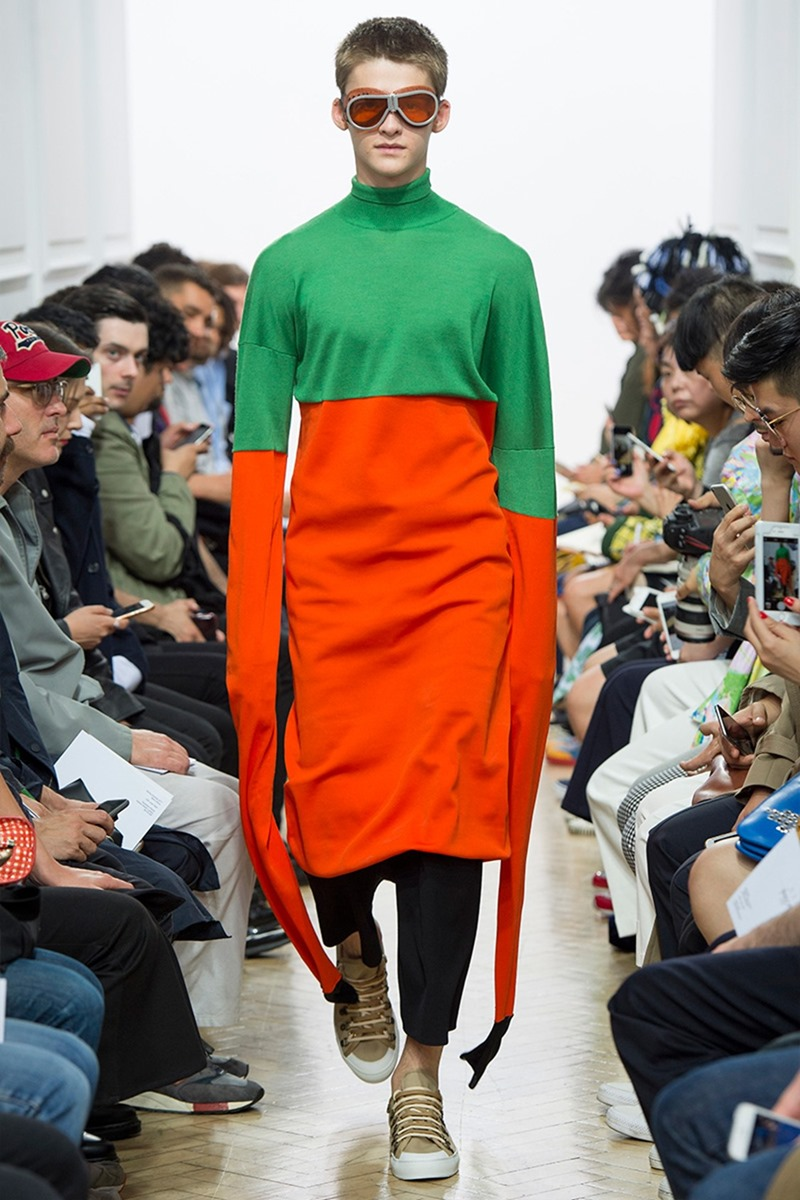LONDON COLLECTIONS MEN J.W. Anderson Spring 2017. www.imageamplified.com, Image Amplified (25)