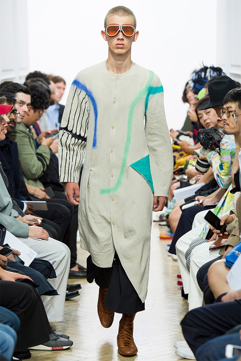 LONDON COLLECTIONS MEN J.W. Anderson Spring 2017. www.imageamplified.com, Image Amplified (6)