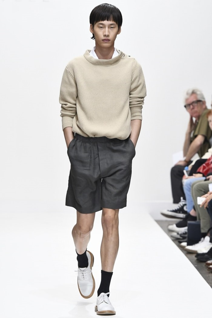 LONDON COLLECTIONS MEN Margaret Howell Spring 2017. www.imageamplified.com, Image Amplified (10)