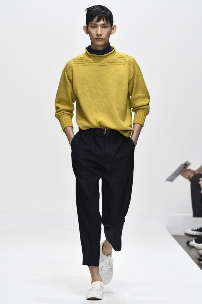 LONDON COLLECTIONS MEN Margaret Howell Spring 2017. www.imageamplified.com, Image Amplified (19)