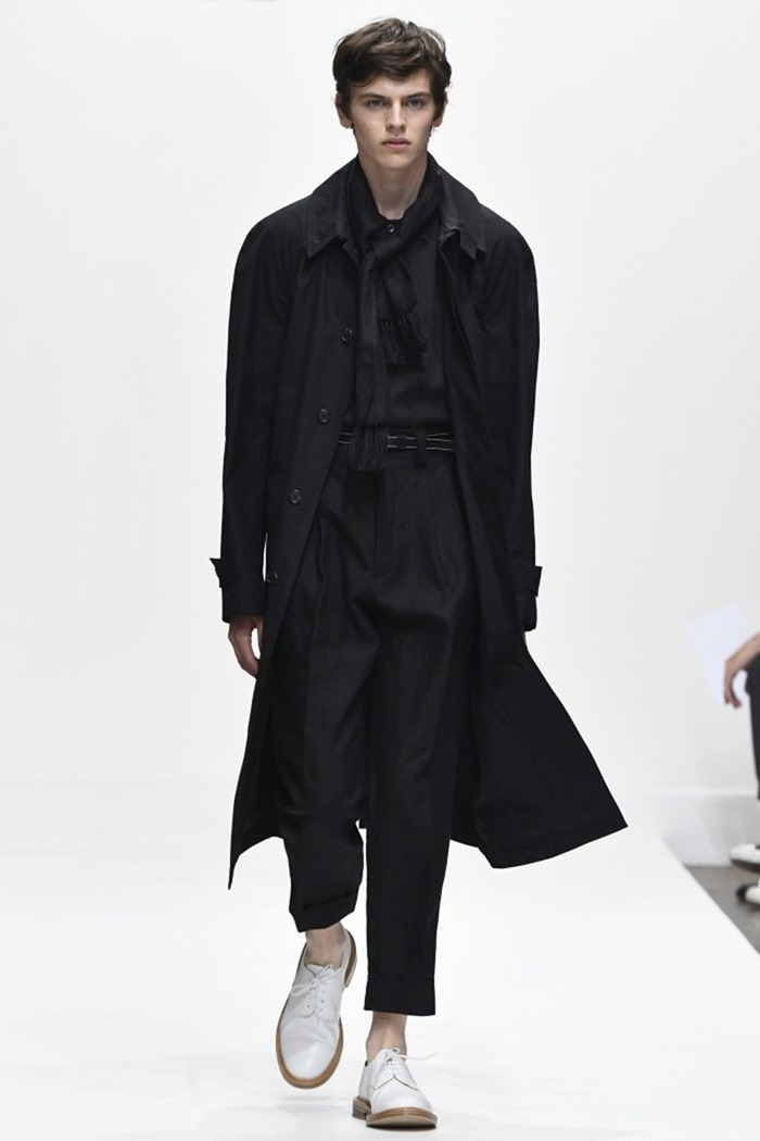 LONDON COLLECTIONS MEN Margaret Howell Spring 2017. www.imageamplified.com, Image Amplified (22)