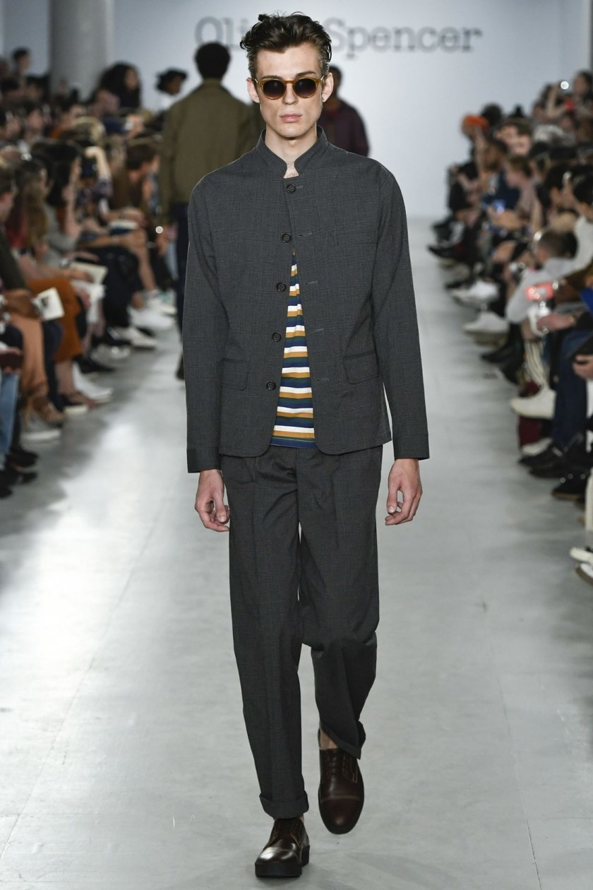 LONDON COLLECTIONS MEN Oliver Spencer Spring 2017. www.imageamplified.com, Image Amplified (11)
