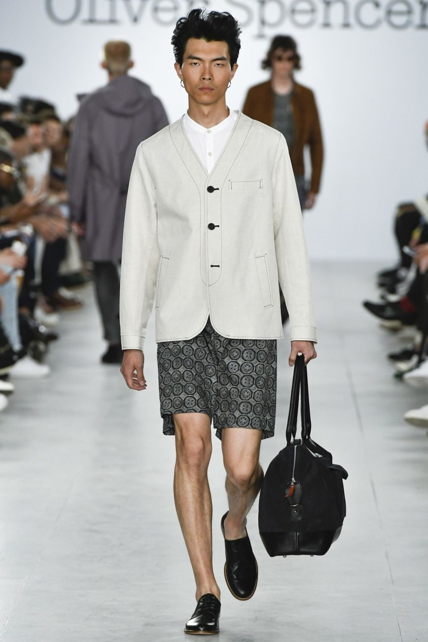 LONDON COLLECTIONS MEN Oliver Spencer Spring 2017. www.imageamplified.com, Image Amplified (26)