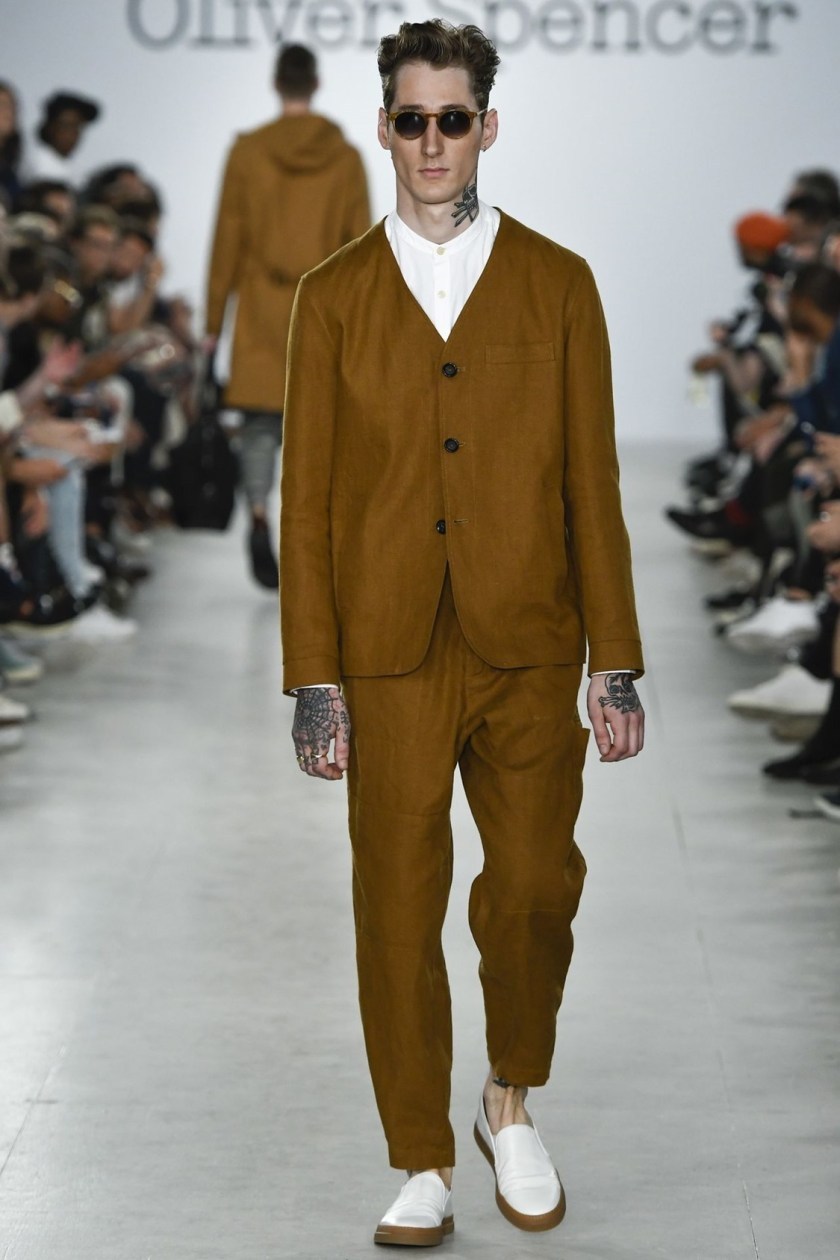 LONDON COLLECTIONS MEN Oliver Spencer Spring 2017. www.imageamplified.com, Image Amplified (29)