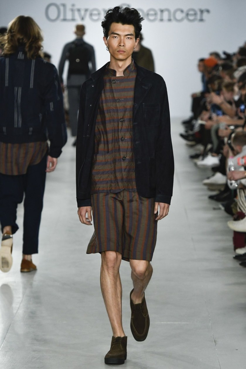 LONDON COLLECTIONS MEN Oliver Spencer Spring 2017. www.imageamplified.com, Image Amplified (8)