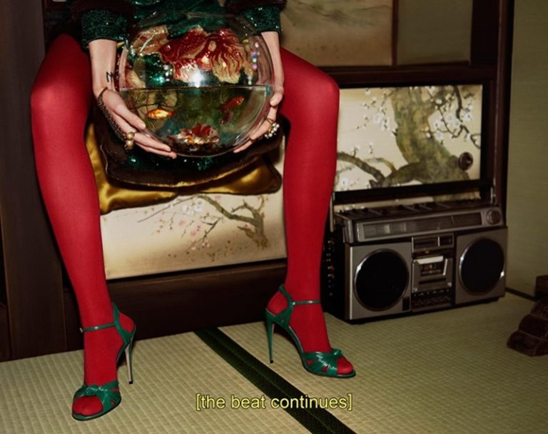 CAMPAIGN Gucci Fall 2016 by Glen Luchford. Joe McKenna, www.imageamplified.com, Image Amplified (8)