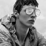 CAMPAIGN: Tim Schuhmacher for Prada Eyewear 2016 by Craig McDean