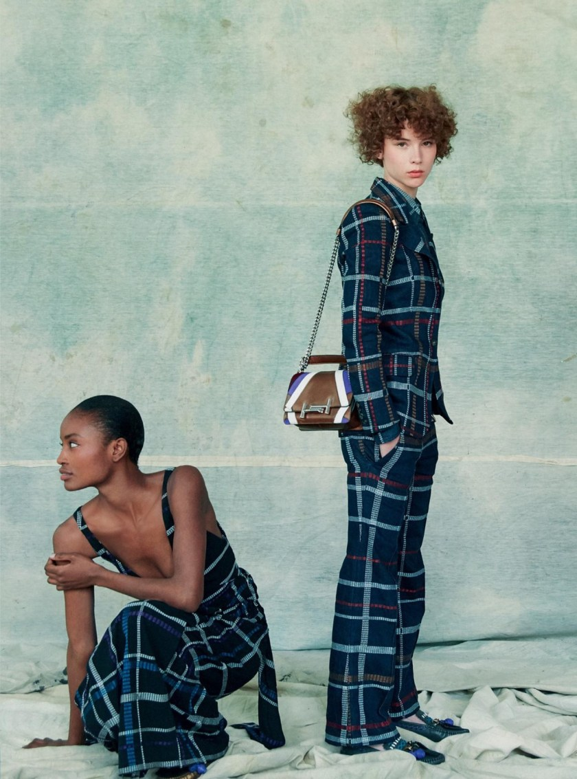 HARPER'S BAZAAR UK A Fresh Look At Fashion by Erik Madigan Heck. Leith Clark, August 2016, www.imageamplified.com, Image Amplified (17)