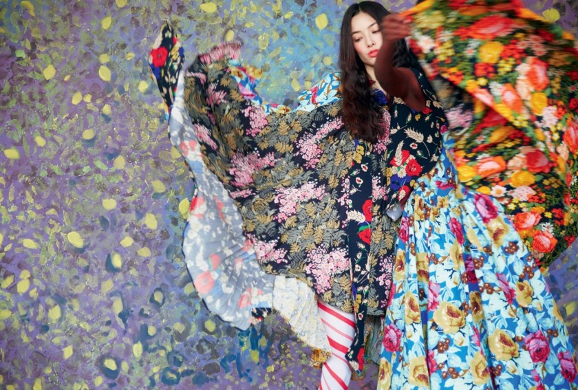 HARPER'S BAZAAR UK A Fresh Look At Fashion by Erik Madigan Heck. Leith Clark, August 2016, www.imageamplified.com, Image Amplified (31)