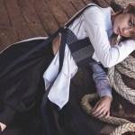 MARIE CLAIRE AUSTRALIA: Moa Aberg by Nicole Bentley