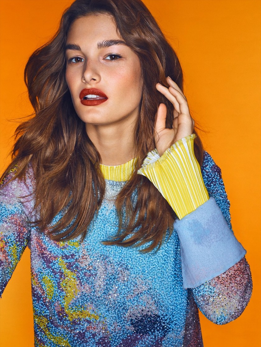 VOGUE MEXICO Ophelie Guillermand by Hunter & Gatti. Giovanni Frasson, July 2016, www.imageamplified.com, Image Amplified (3)