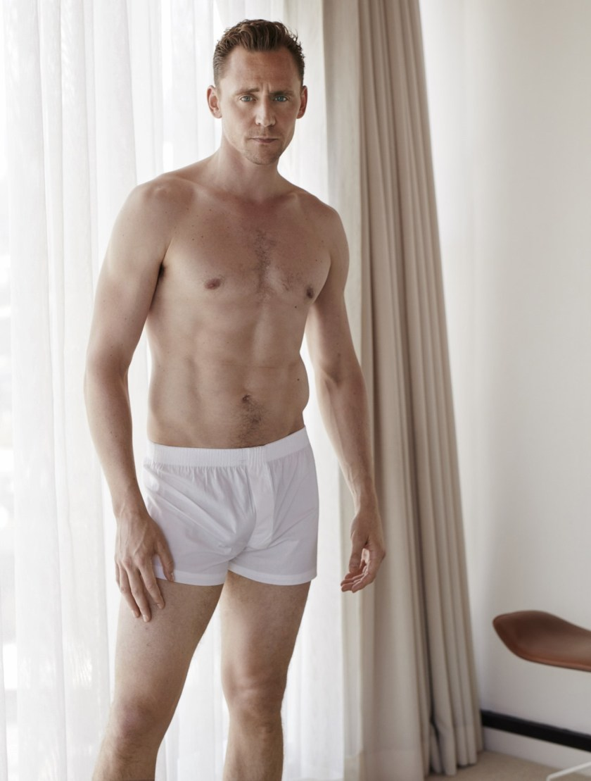 W MAGAZINE ONLINE Tom Hiddleston by Mona Kuhn. Patrick Mackie, June 2016, www.imageamplified.com, Image Amplified (2)