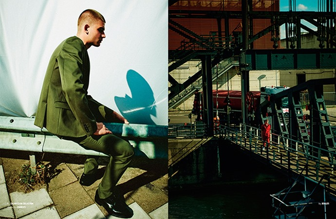 10 MEN MAGAZINE So don't you stop being a man… by Serge Leblon. Garth Spencer, Fall 2016, www.imageamplified.com, Image Amplified4